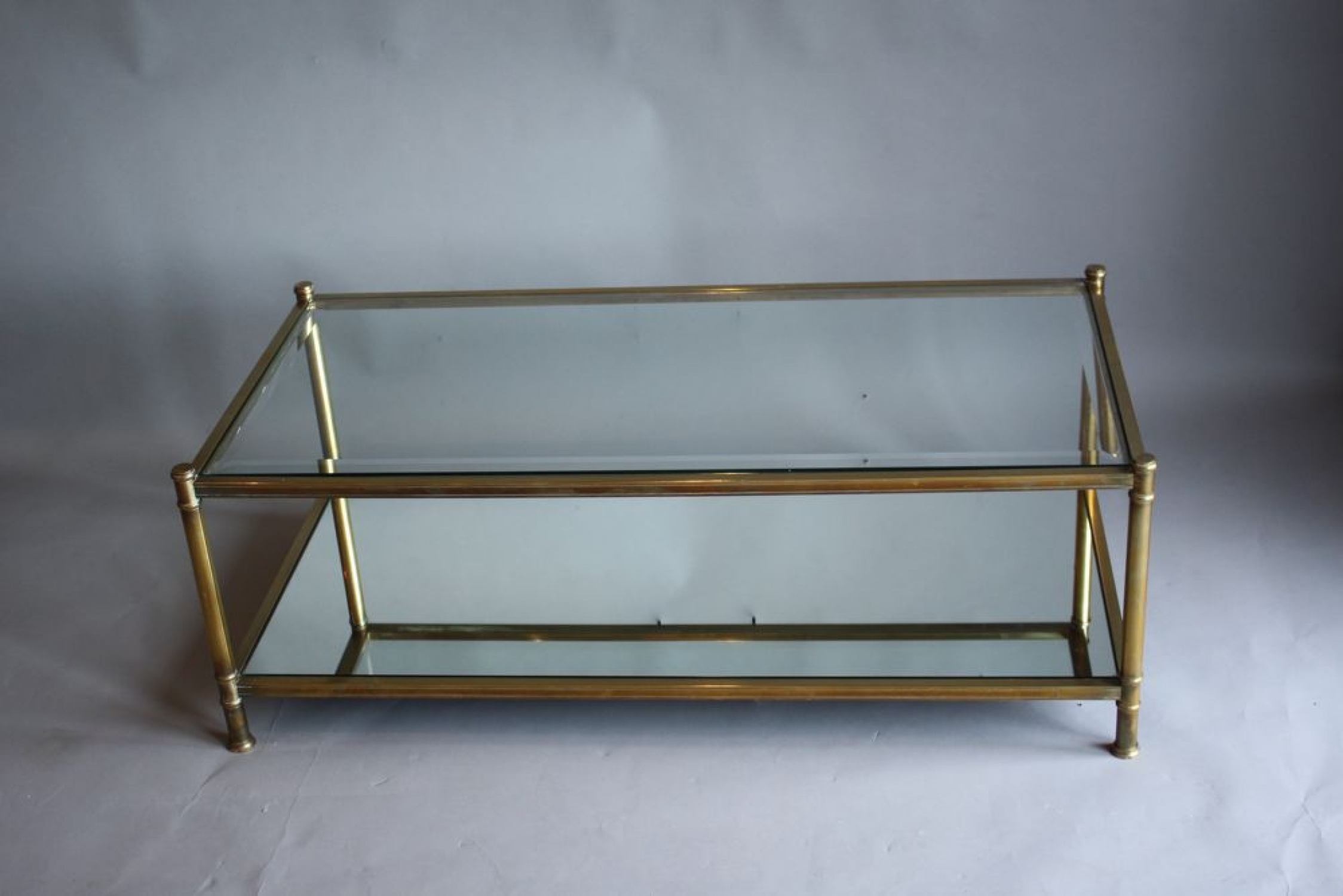 Antique Brass Glass Coffee Table Coffee Tables Uk Coffee U0026 Side Tables View Muuto Split Table