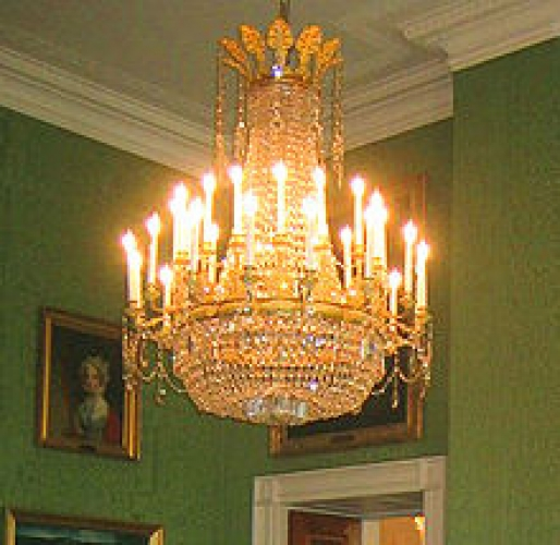 Antique chandelier styles - image 2