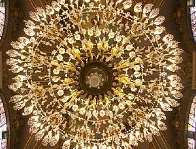 Antique chandelier styles - image 4
