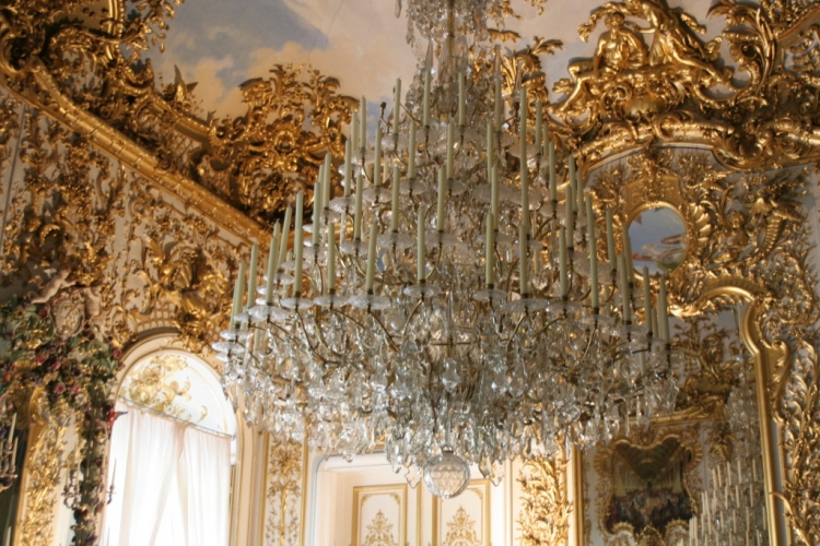 Antique chandelier styles - image 5