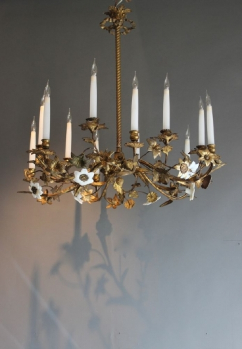 Antique Chandeliers - 80-100 cms wide - image 4