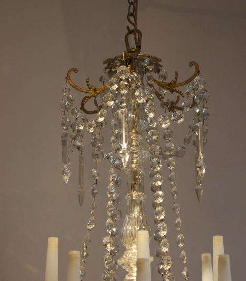 Antique Chandeliers - new seasons stock - Main image