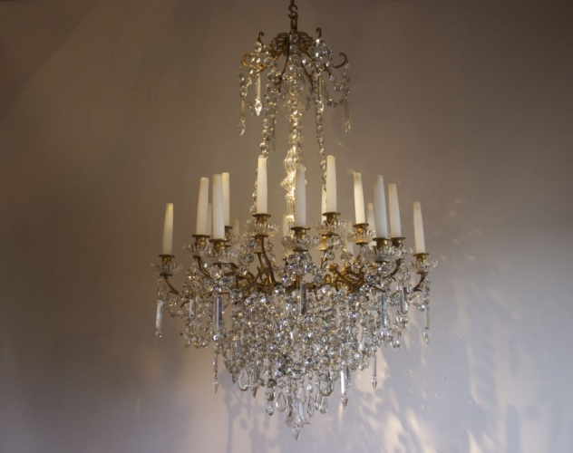 Antique Chandeliers - new seasons stock - image 4
