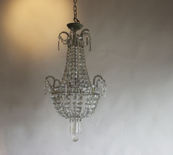 Antique Chandeliers added to the website today - image 2