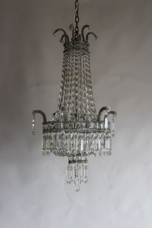 Antique Chandeliers added to the website today - image 3