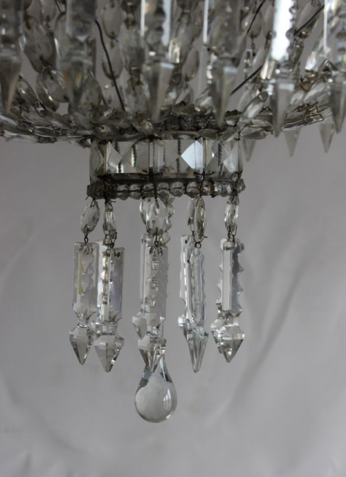 Antique Chandeliers added to the website today - image 4