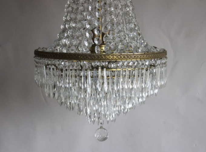 Antique Chandeliers added to the website today - image 5