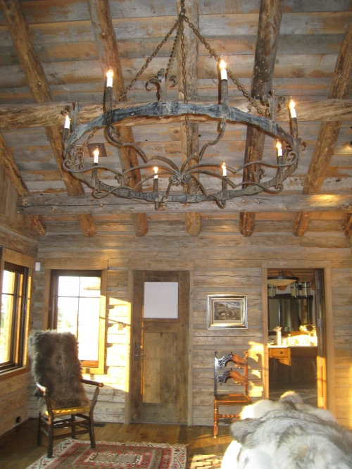 Antique Chandeliers for barns - image 2
