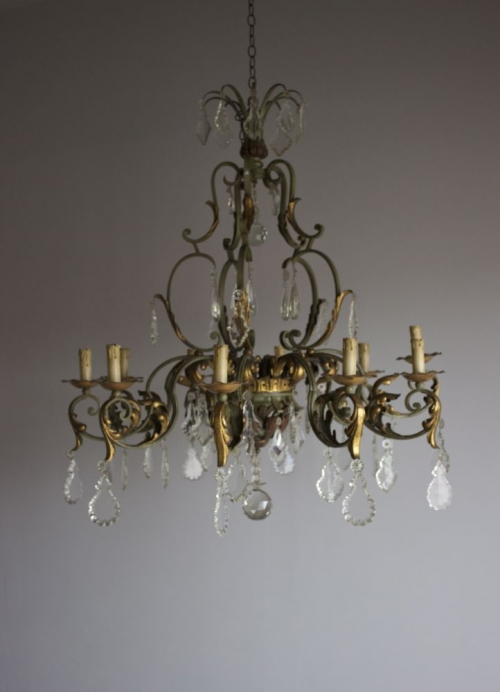 Antique chandeliers for spring and summer - image 4
