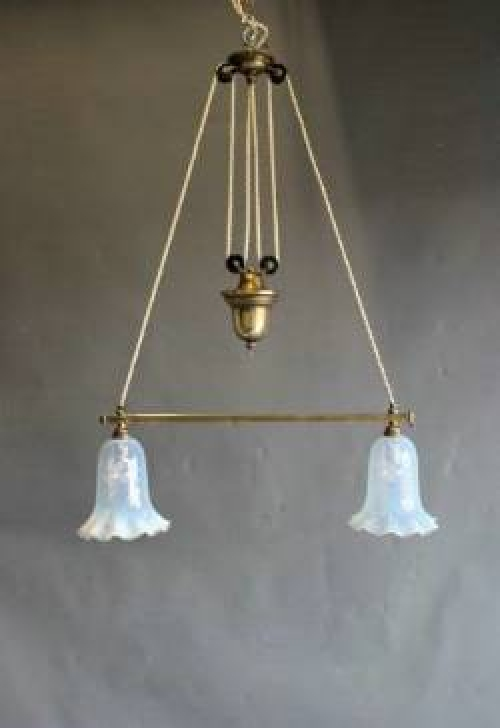 Antique Chandeliers - image 2
