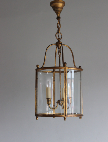 Antique Hall Lanterns  - Light up for Christmas