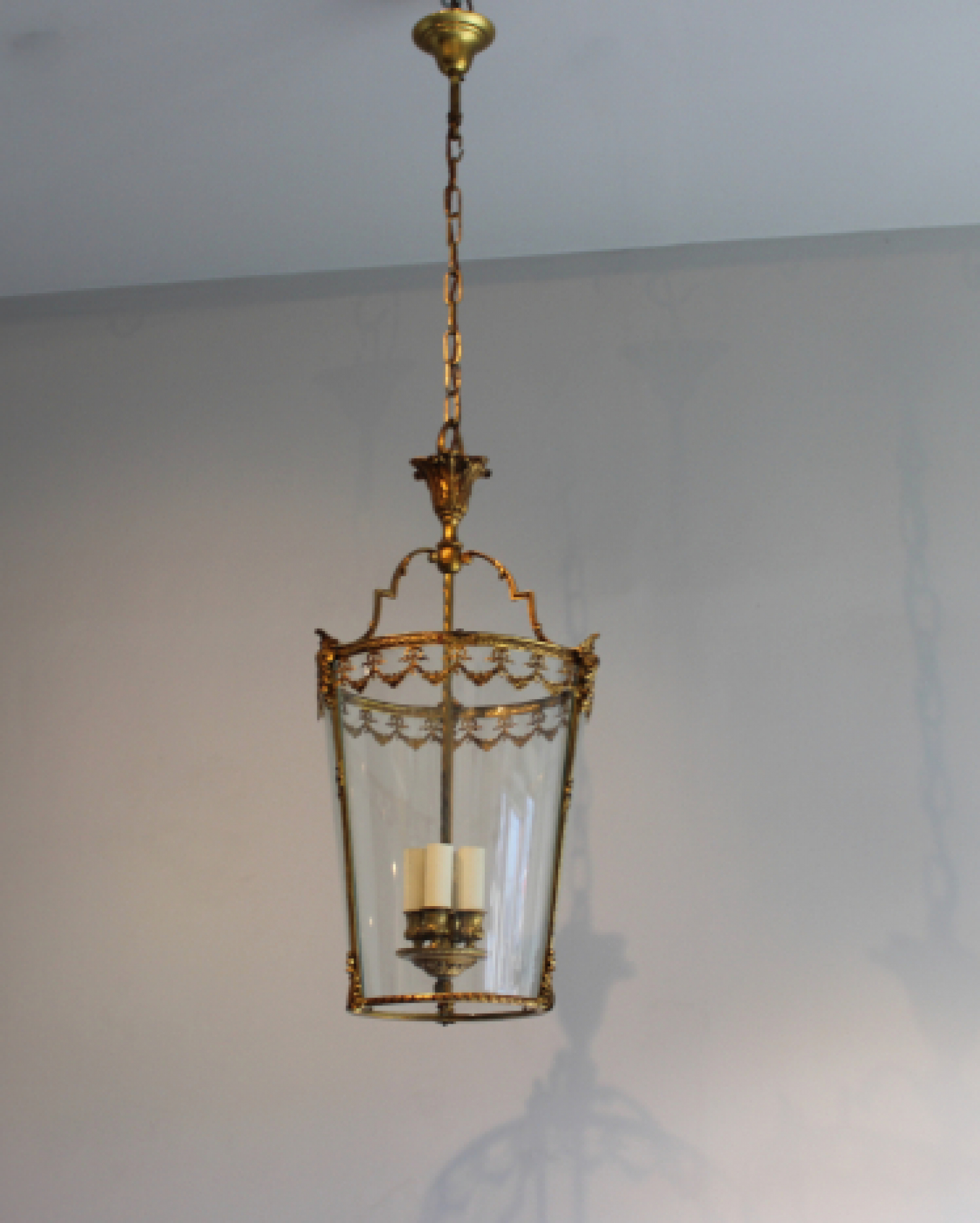 Antique Hall Lanterns  - Light up for Christmas - image 4