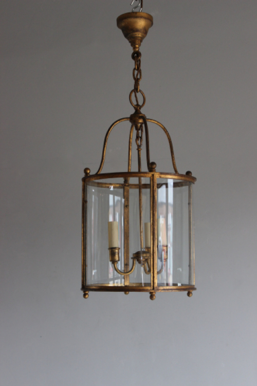 Antique Hall Lanterns  - Light up for Christmas - image 5