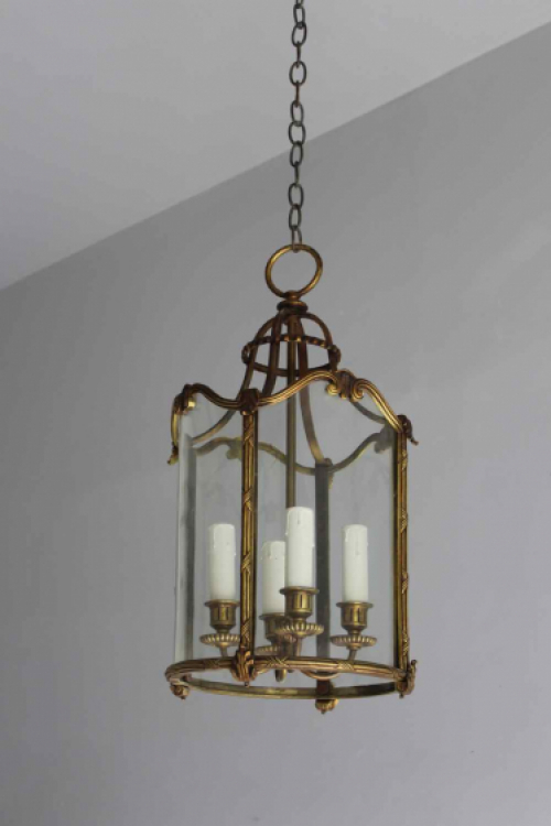 Antique Hall Lanterns  - Light up for Christmas - image 6