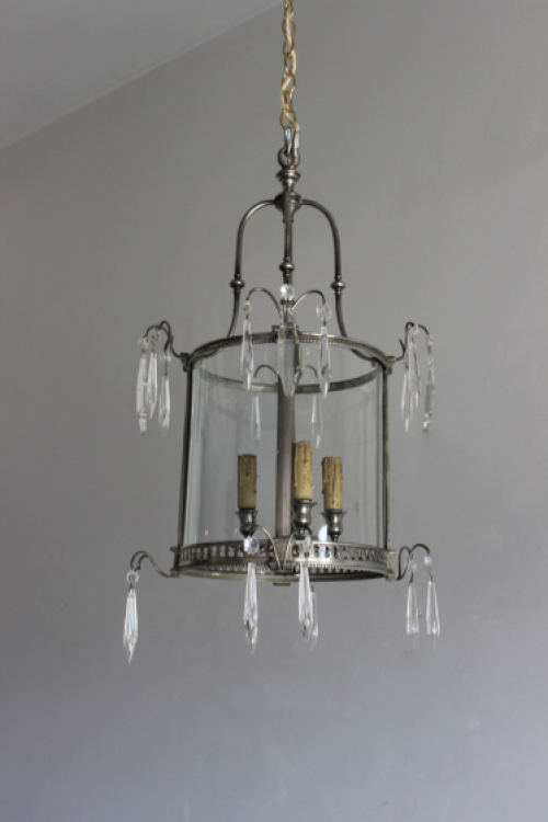 Antique Hall Lanterns  - Light up for Christmas - image 7