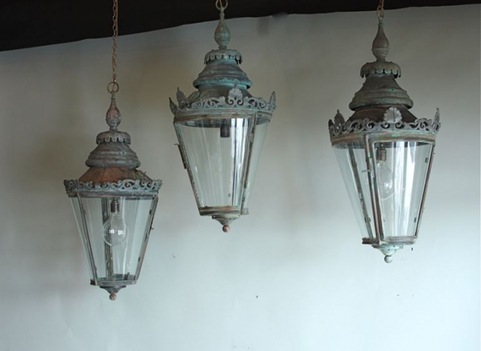 Antique Lanterns - Main image