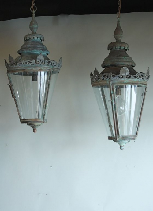 Antique Lanterns - image 2