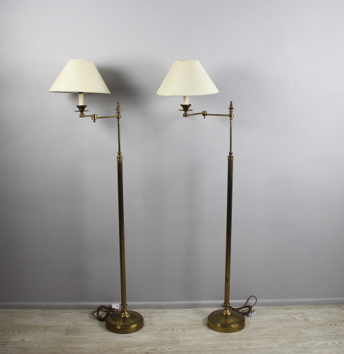 Antique lighting - Christmas floor lamps