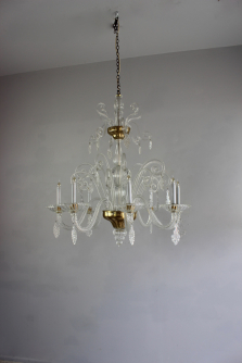 Antique Lighting  - cleaning