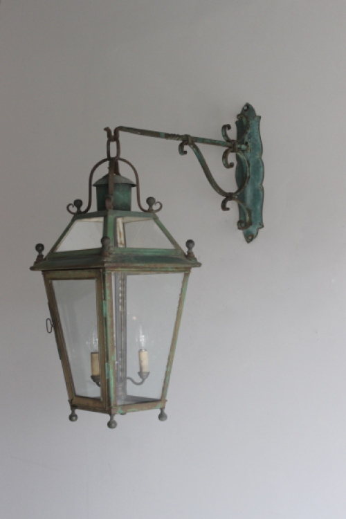 Antique lighting - for outside - image 3