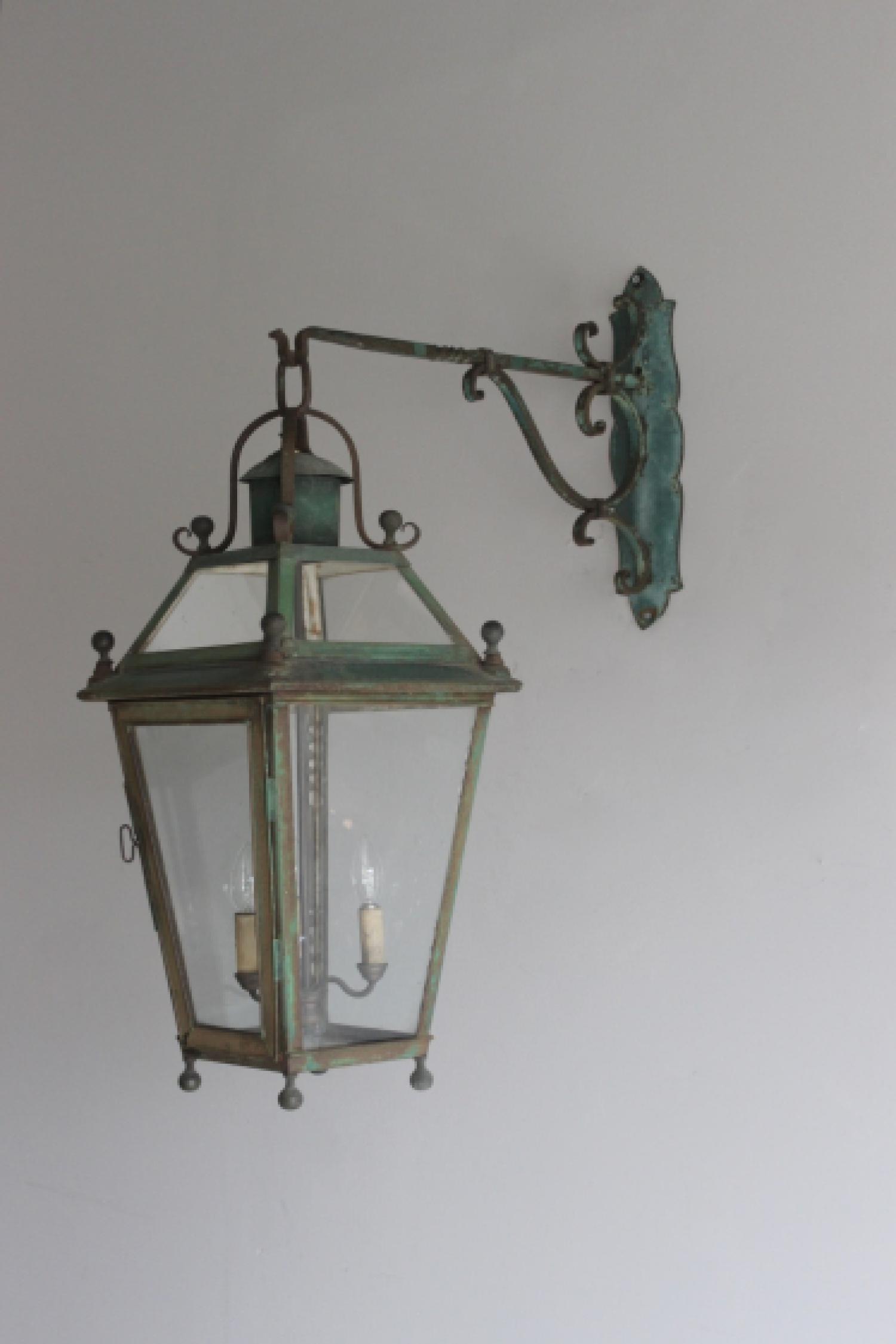 Antique Lighting   For Outside   Image 3