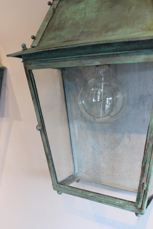 Antique lighting - for outside - image 5