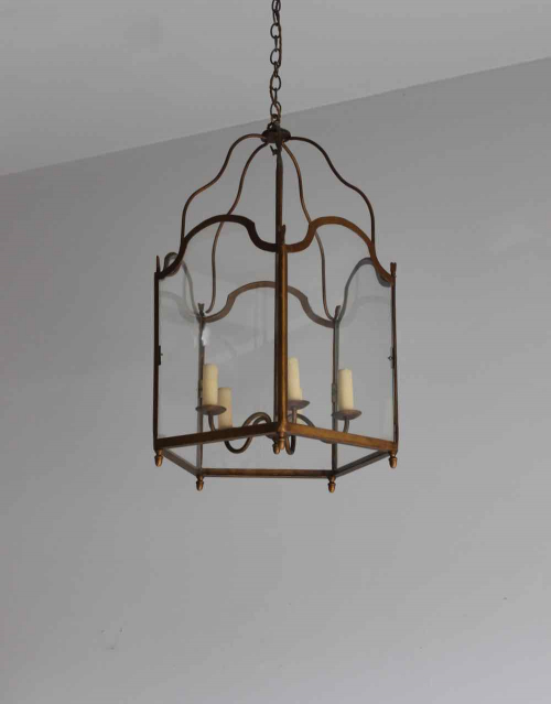 antique lighting - Hall lanterns - image 3