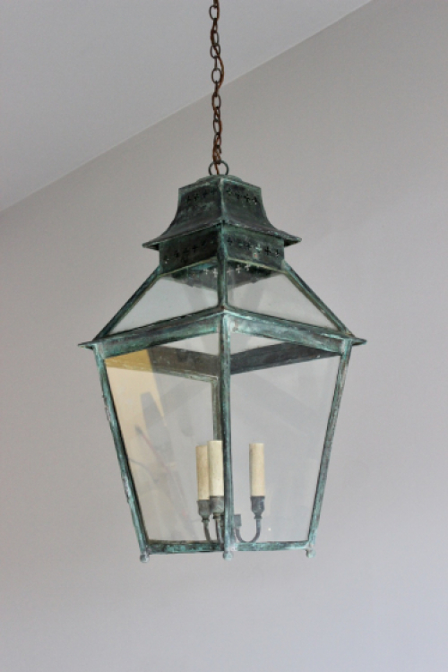 antique lighting - Hall lanterns - image 7