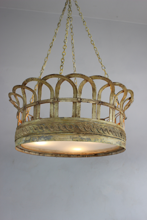 Antique lighting  - hanging lights and plaffoniers - Main image