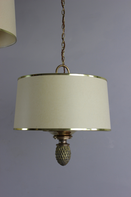 Antique lighting  - hanging lights and plaffoniers - image 2