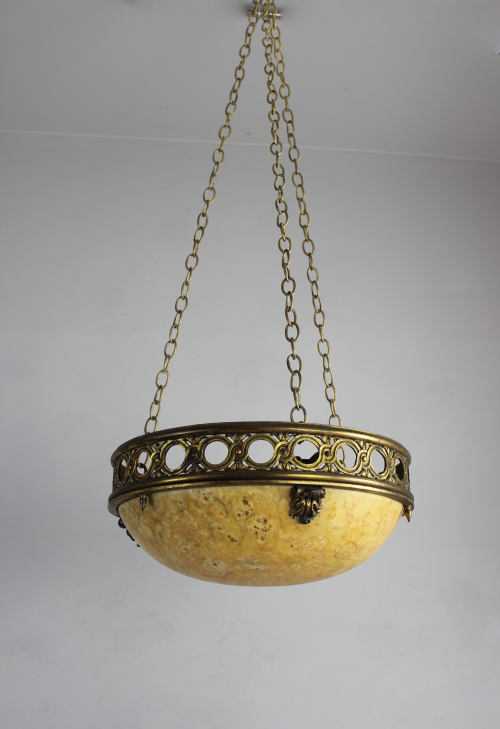 Antique lighting  - hanging lights and plaffoniers - image 6