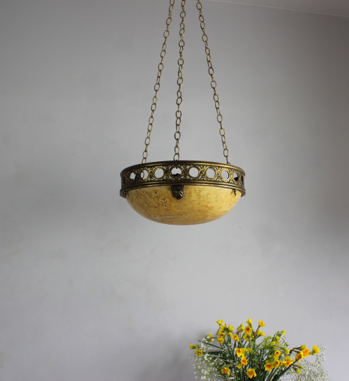 Antique lighting  - hanging lights and plaffoniers - image 7
