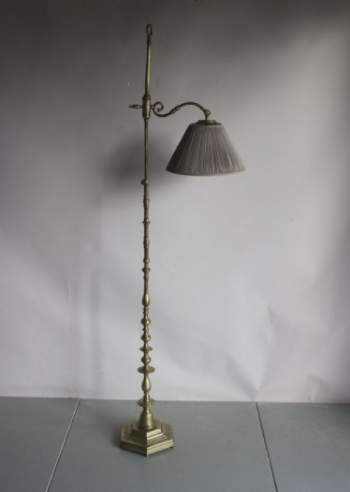 Antique lighting - library lights - image 2