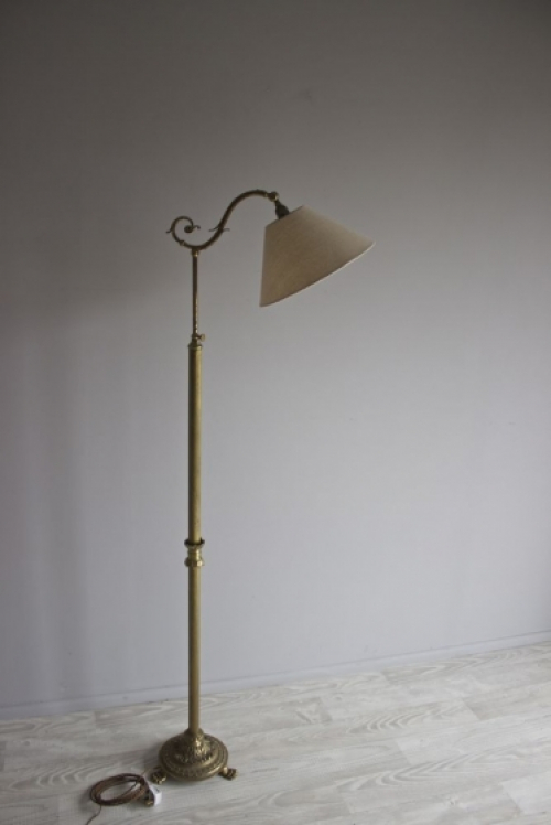 Antique lighting - library lights - image 3