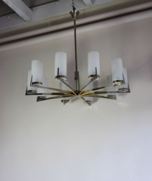 Antique lighting - mid  20th C  examples - image 10