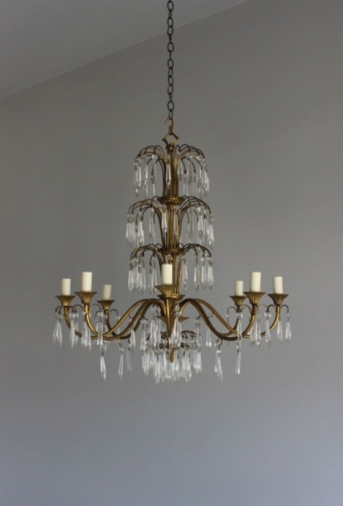 Antique lighting - mid  20th C  examples - image 6