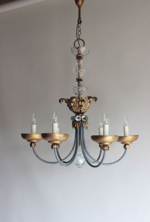 Antique lighting - mid  20th C  examples - image 9