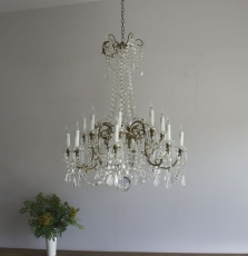 Antique lighting - new  antique chandeliers this week