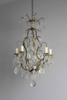 Antique Lighting- French chandeliers