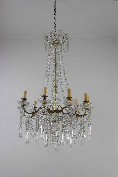 Antique Lighting- French chandeliers - Main image