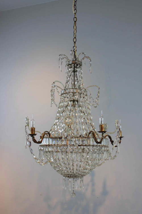 Antique Lighting- French chandeliers - image 2