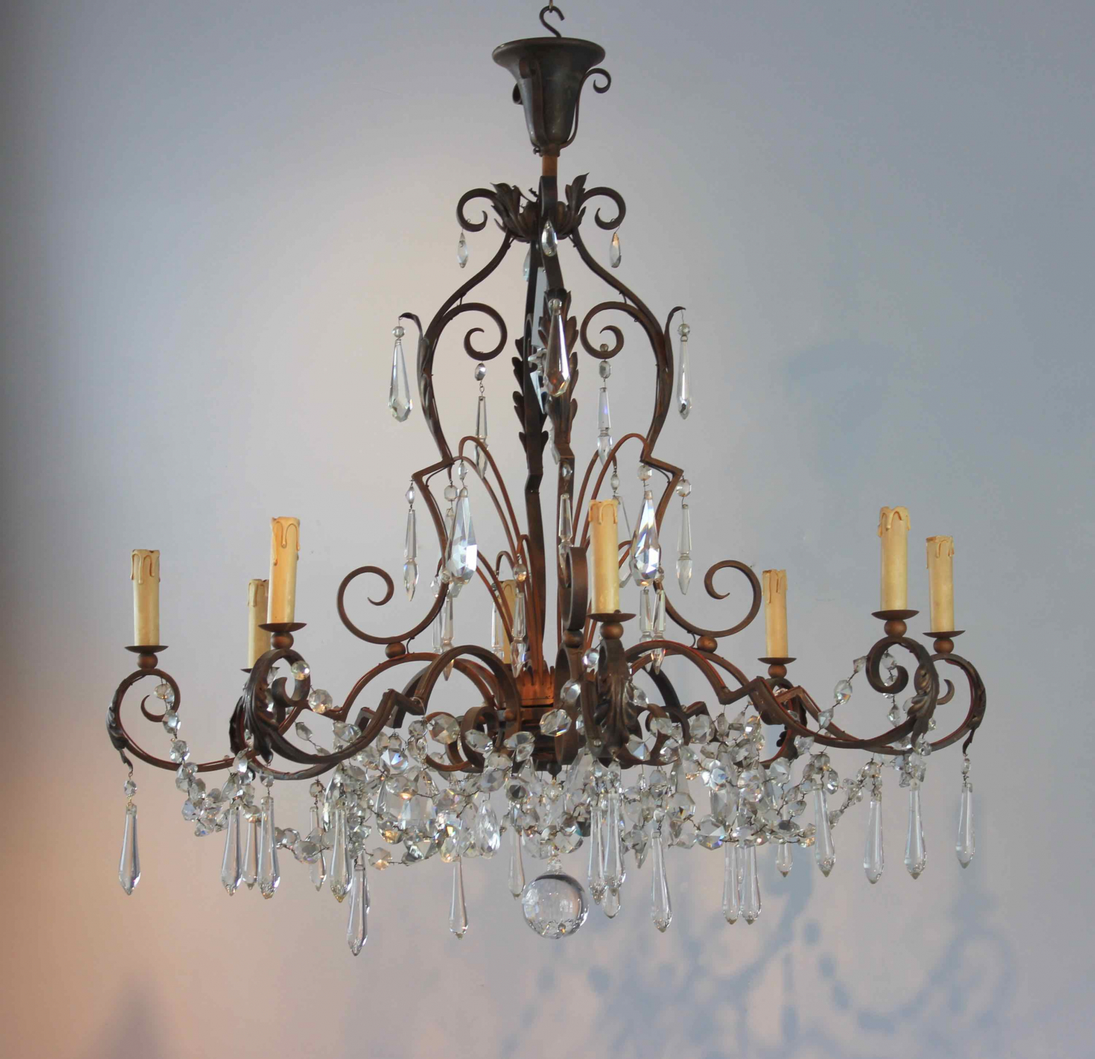 Antique Lighting- French chandeliers - image 3
