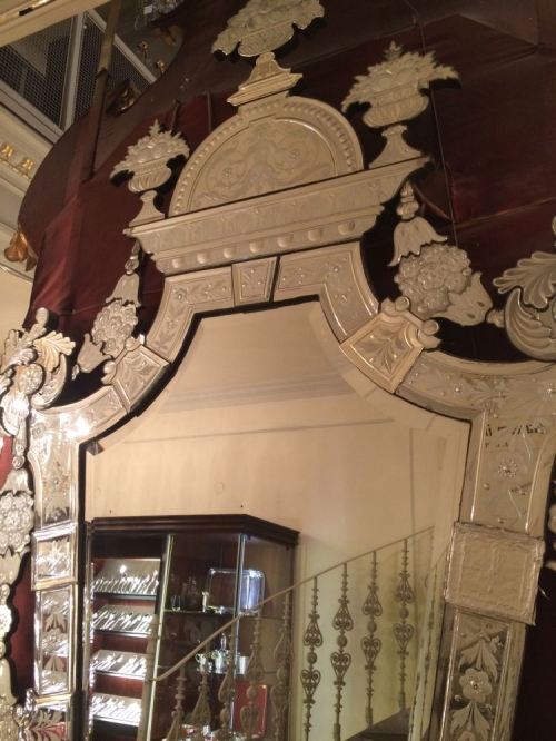 Antique Lighting at Lobmeyrs and the Palaces of Vienna - image 2