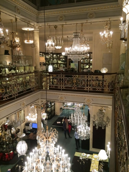 Antique Lighting at Lobmeyrs and the Palaces of Vienna - image 3