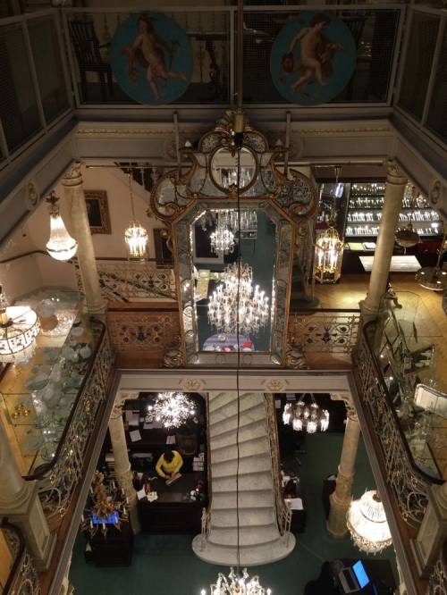 Antique Lighting at Lobmeyrs and the Palaces of Vienna - image 4
