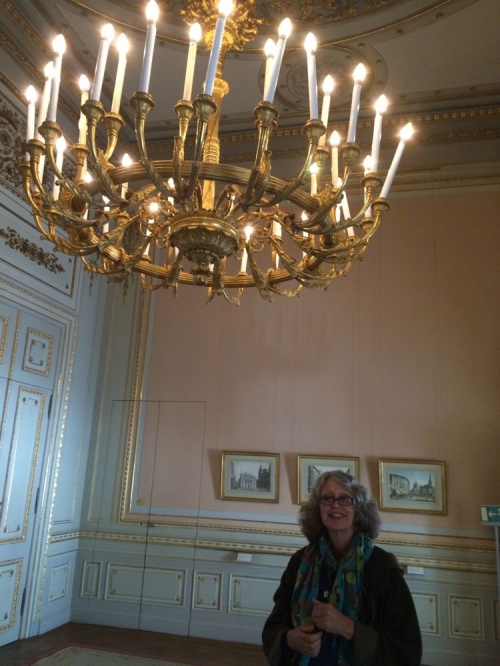 Antique Lighting at Lobmeyrs and the Palaces of Vienna - image 7