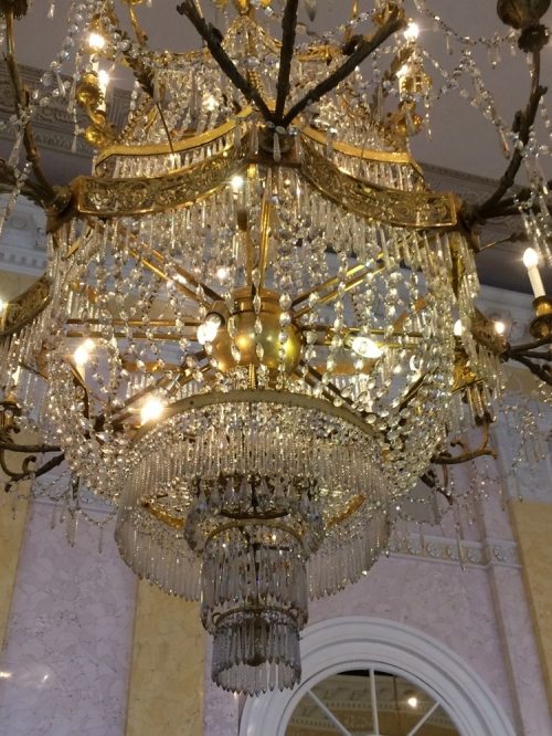 Antique Lighting at Lobmeyrs and the Palaces of Vienna - image 8