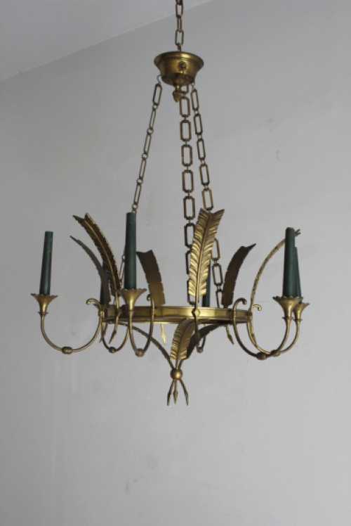 Antique lighting at the September Decorative Fair - image 2