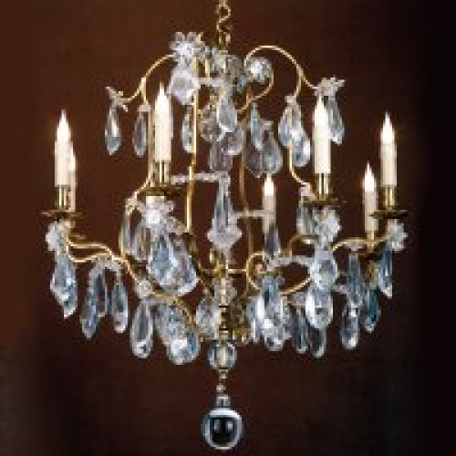 Antique lighting  Bagues and Maison bagues - image 5