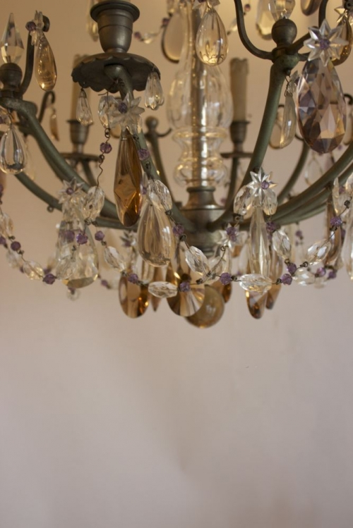 Antique lighting for bedrooms , chintz revival - image 7